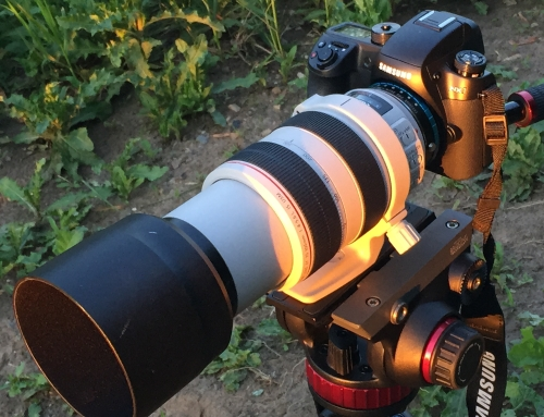 Shooting 4k with the Samsung NX1 and Canon Lenses